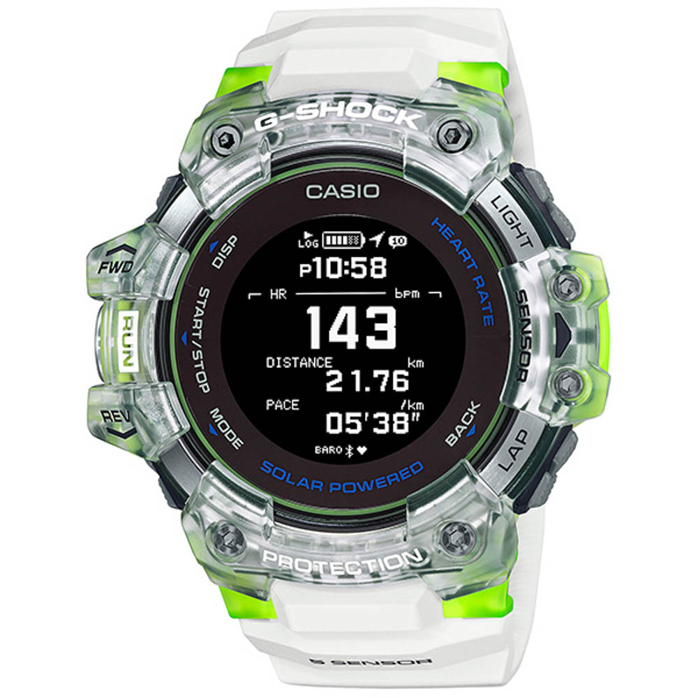 ジーショック G-SHOCK 腕時計 G-SQUAD Bluetooth 心拍数+GPS搭載Mウォッチ GBD-H1000-7A9JR【FITHOUSE ONLINE SHOP】