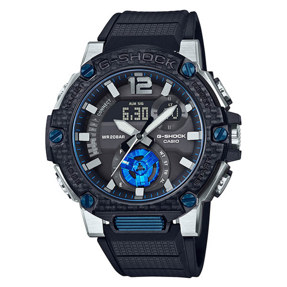 ジーショック G-SHOCK 腕時計 G-STEEL BluetoothソーラーアナデジMウォッチ GST-B300XA-1AJF【FITHOUSE ONLINE SHOP】