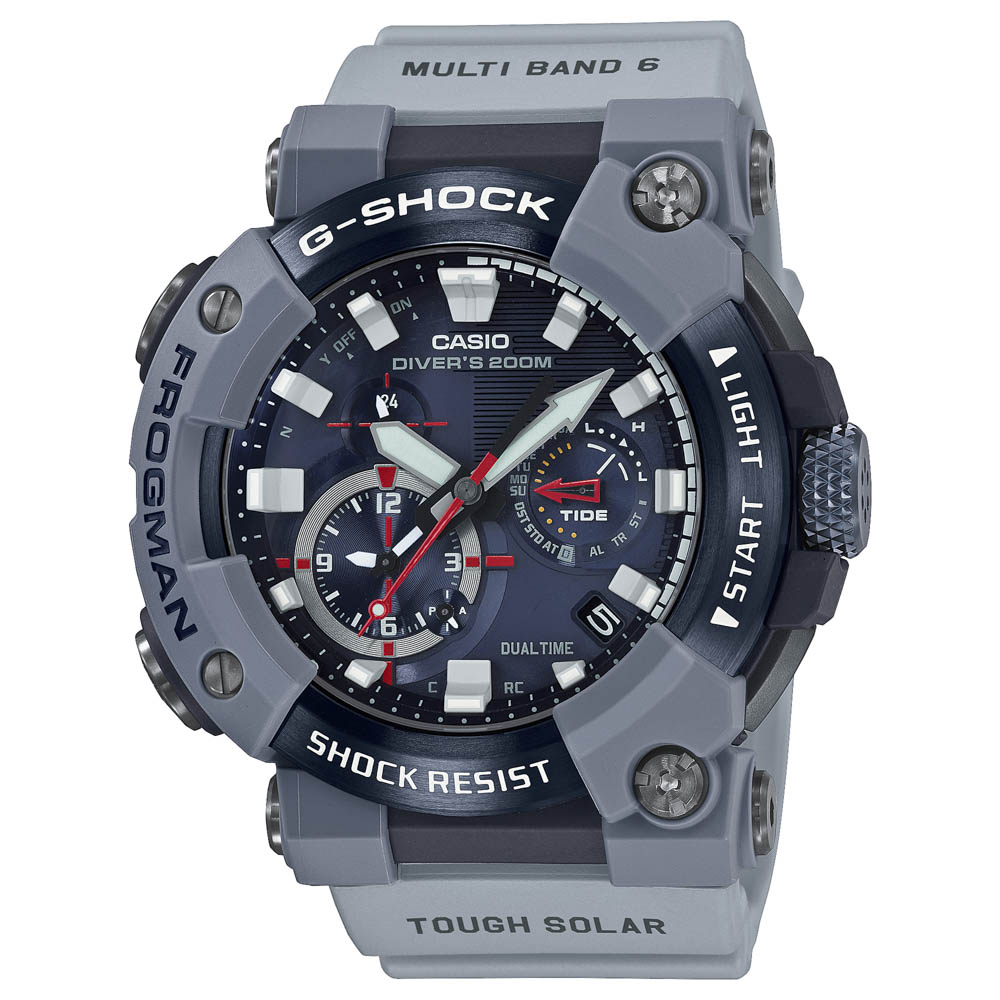 ジーショック G-SHOCK 腕時計 FROGMAN ROYAL NAVYコラボ電波ソーラーMウォッチ GWF-A1000RN-8AJR【FITHOUSE ONLINE SHOP】