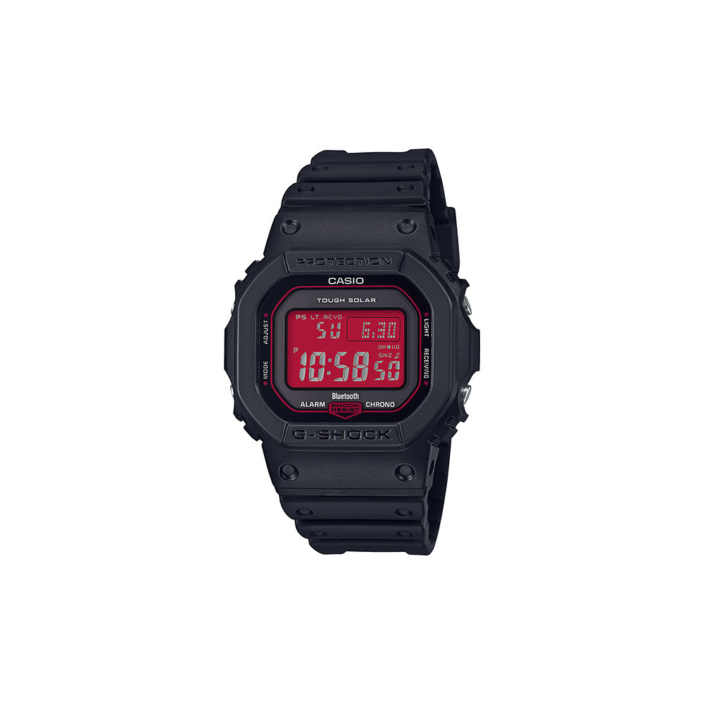 ジーショック G-SHOCK 腕時計 Bluetoothマルチ6電波ソーラーM GW-B5600AR-1JF【FITHOUSE ONLINE SHOP】