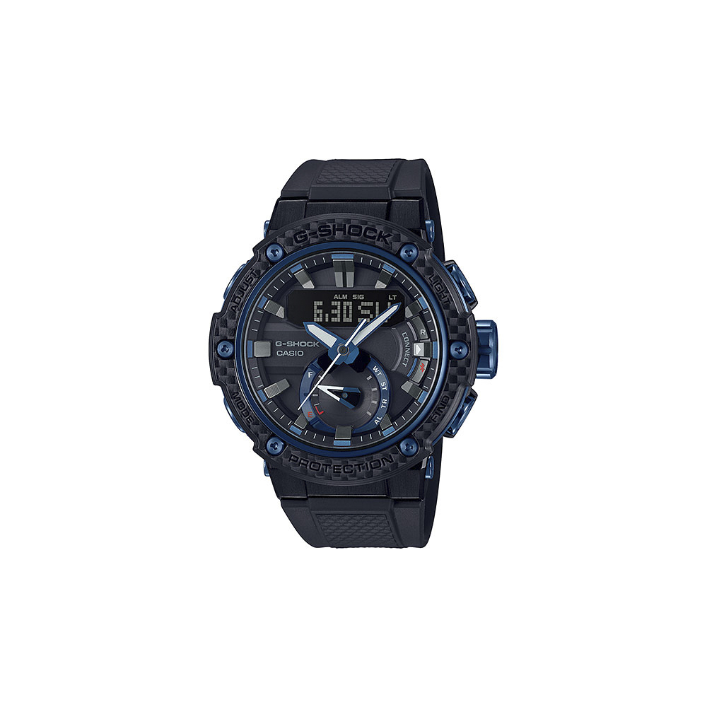 ジーショック G-SHOCK 腕時計 G-STEEL BluetoothソーラーM GST-B200X-1A2JF【FITHOUSE ONLINE SHOP】