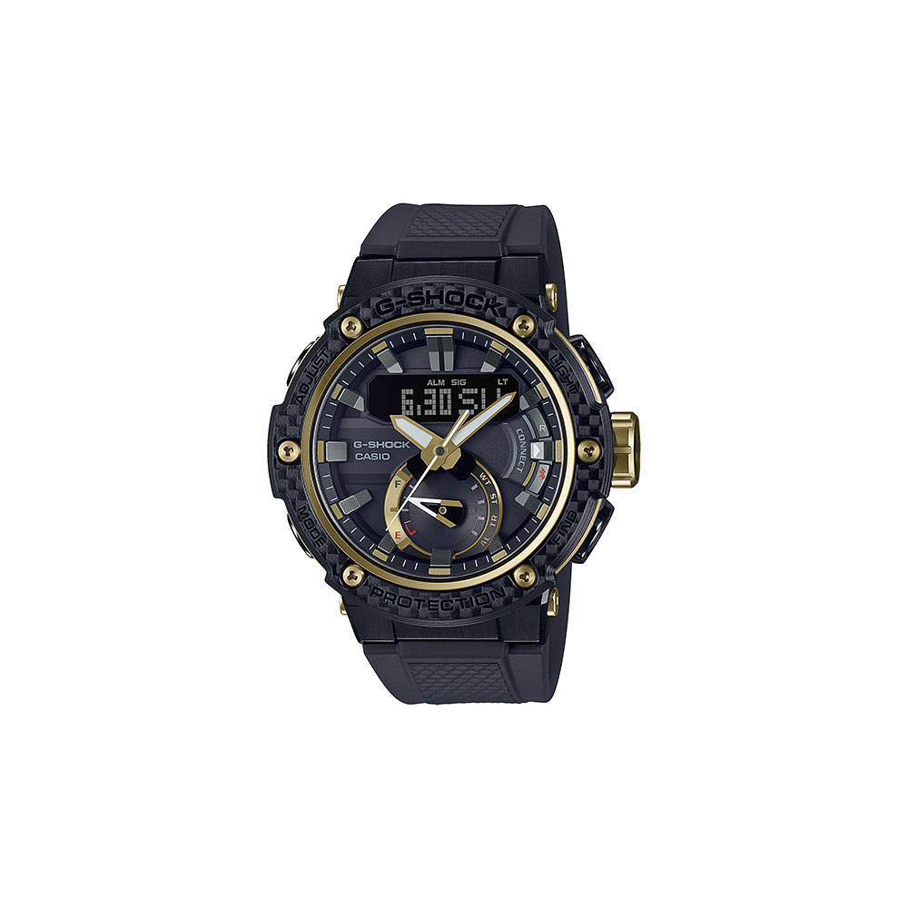 ジーショック G-SHOCK 腕時計 G-STEEL BluetoothソーラーM GST-B200X-1A9JF【FITHOUSE ONLINE SHOP】