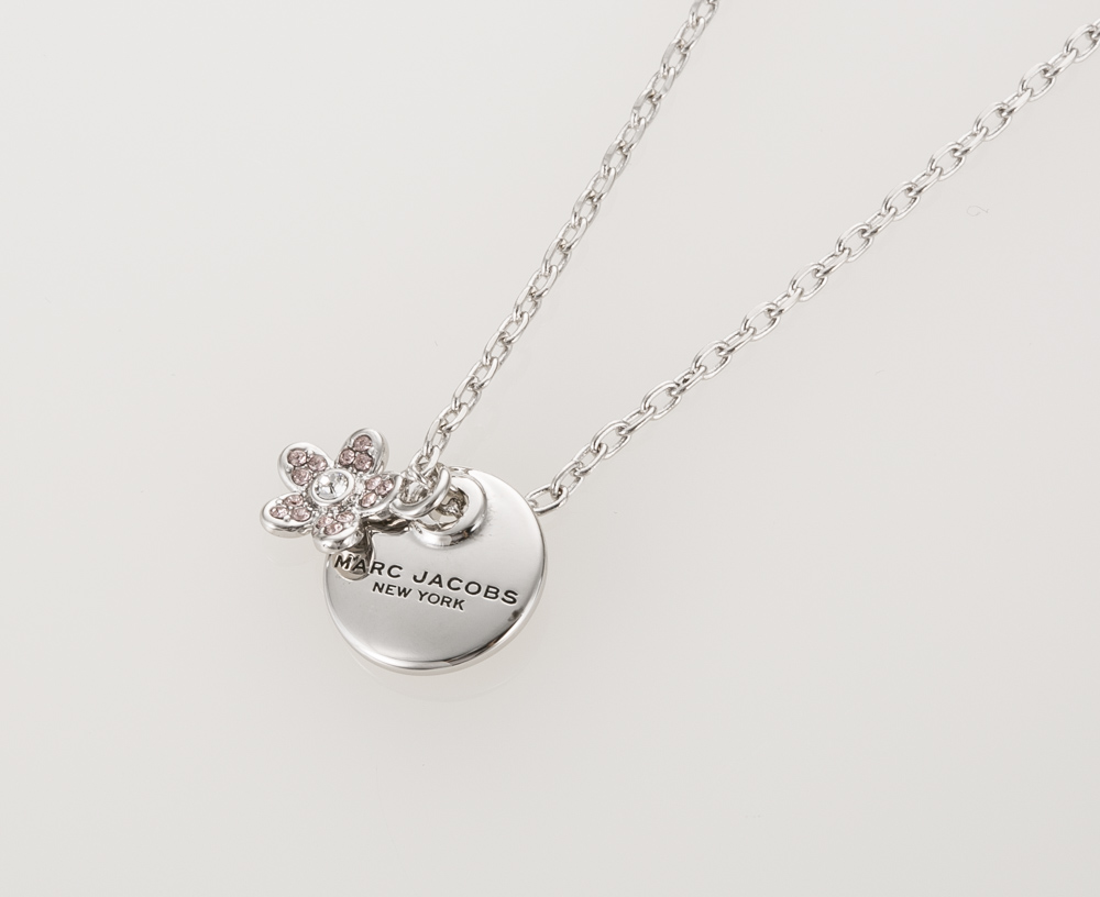 マークジェイコブス MARC JACOBS ネックレス MJ COIN DAISY CRYSTAL M0012398【FITHOUSE ONLINE SHOP】